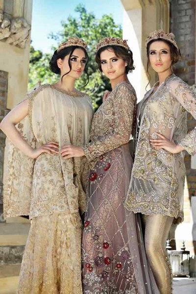 Saira Rizwan Bridal Wear Collection 2015 For Women0004