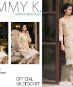 Sammy.K Party Wear Dresses 2015 For Girls 1