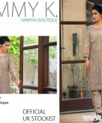 Sammy.K Party Wear Dresses 2015 For Girls 2