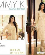 Sammy.K Party Wear Dresses 2015 For Girls 3