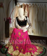 Shirin Hassan Formal Dresses 2015 For Girls 1