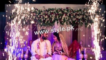 See Soniya Hussain Celebrating her 1st Nikkah Anniversary