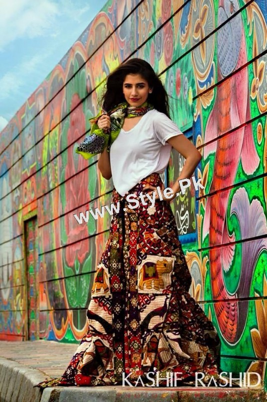 See Syra Yousuf's shoot for OK Pakistan