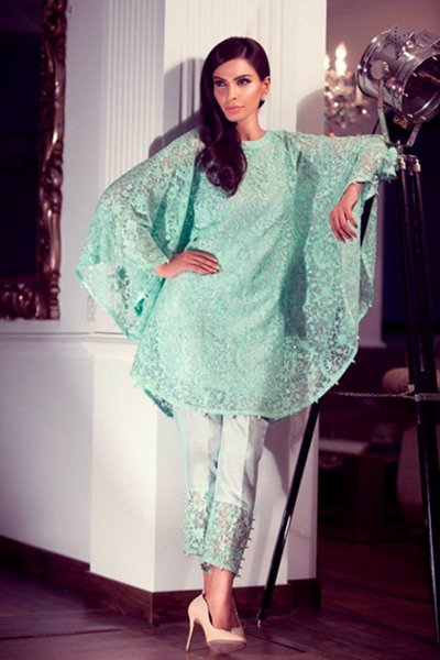 Threads And Motifs Party Wear Collection 2015 For Women005