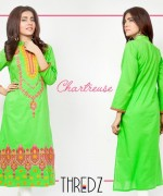 Thredz Stitched Lawn Collection 2015 Volume 2 For Women0013