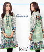 Thredz Stitched Lawn Collection 2015 Volume 2 For Women0014