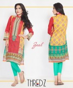 Thredz Stitched Lawn Collection 2015 Volume 2 For Women003