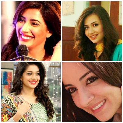Top 5 Pakistani Actresses With Beautiful Smiles