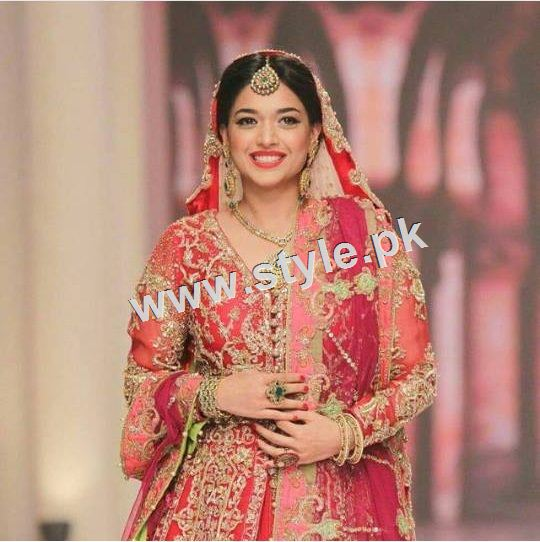 Unmarried Celebrities stunned in Bridal looks 4