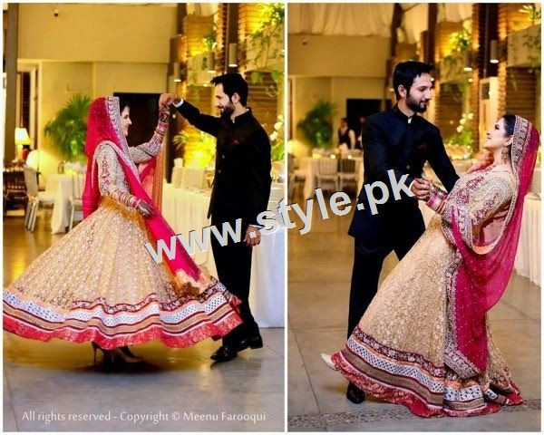 Wedding Pictures of Famous Pakistani Celebrities 10