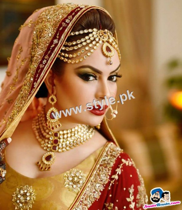 Wedding Pictures of Famous Pakistani Celebrities 17