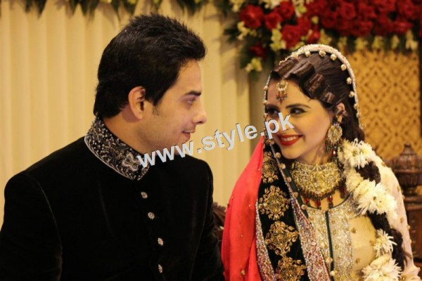 Wedding Pictures of Famous Pakistani Celebrities 19