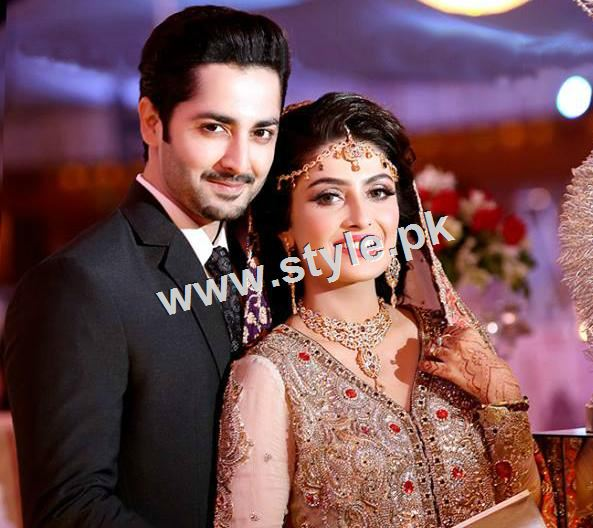 Wedding Pictures of Famous Pakistani Celebrities 24