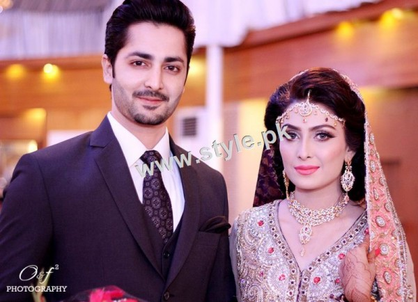 Wedding Pictures of Famous Pakistani Celebrities 25