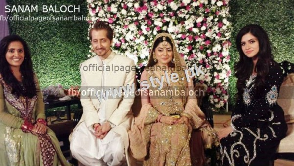 Wedding Pictures of Famous Pakistani Celebrities 27