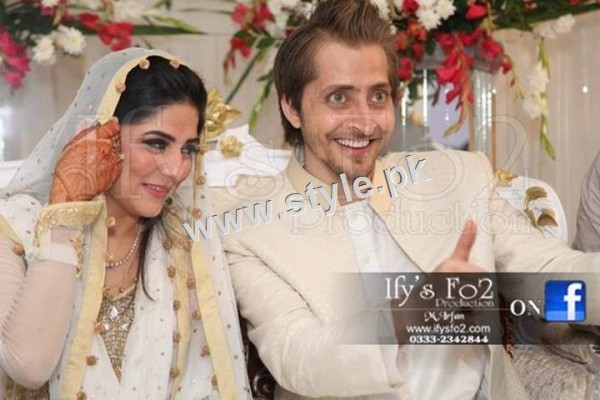 Wedding Pictures of Famous Pakistani Celebrities 28