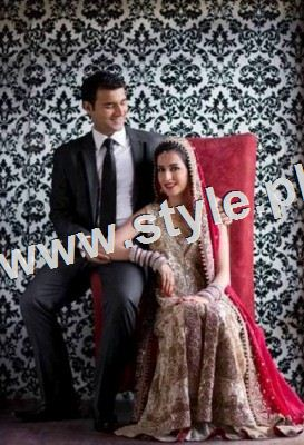 Wedding Pictures of Famous Pakistani Celebrities 5