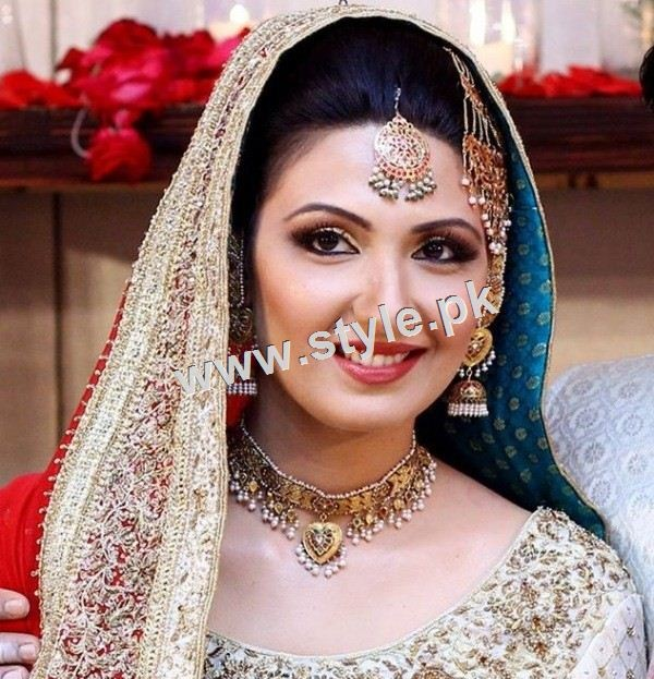 Wedding Pictures of Famous Pakistani Celebrities 7