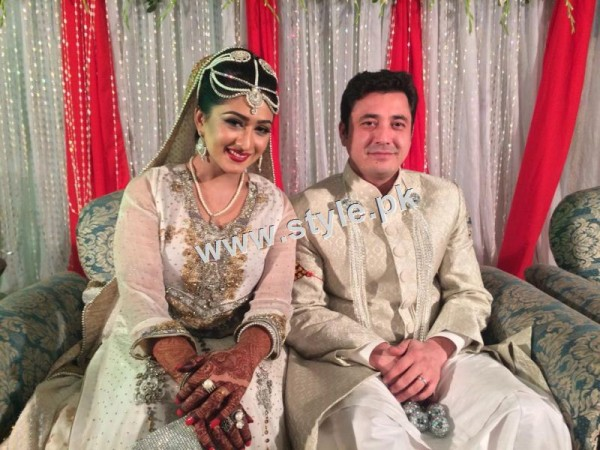 Wedding Pictures of Famous Pakistani Celebrities 9
