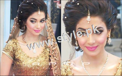 Wedding Pictures of Famous Pakistani Celebrities