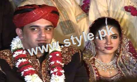 Wedding Pictures of famous Pakistani Singers 9