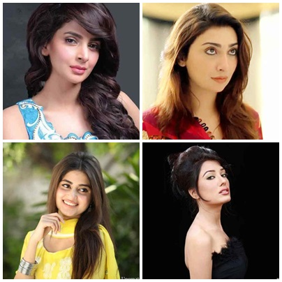 Which Pakistani Actresses Are Famous For Bold Roles