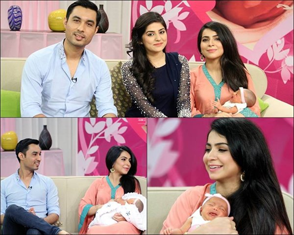 Which Pakistani Actresses Become Mothers Of Little Angles006