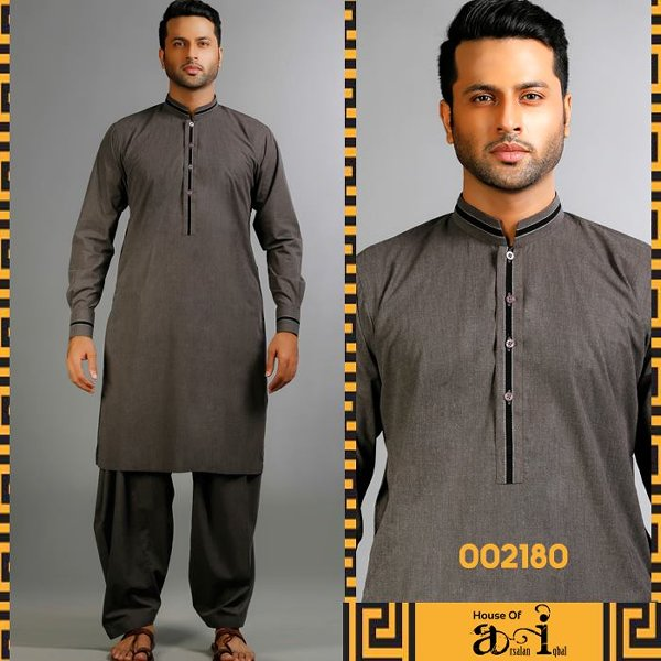 Arsalan Iqbal Kurta Collection 2015 For Men0011