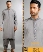 Arsalan Iqbal Kurta Collection 2015 For Men002