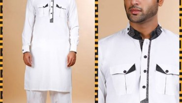 Arsalan Iqbal Kurta Collection 2015 For Men004