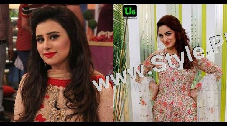 See Best dressed Morning show hosts on Eid ul Adha 2015