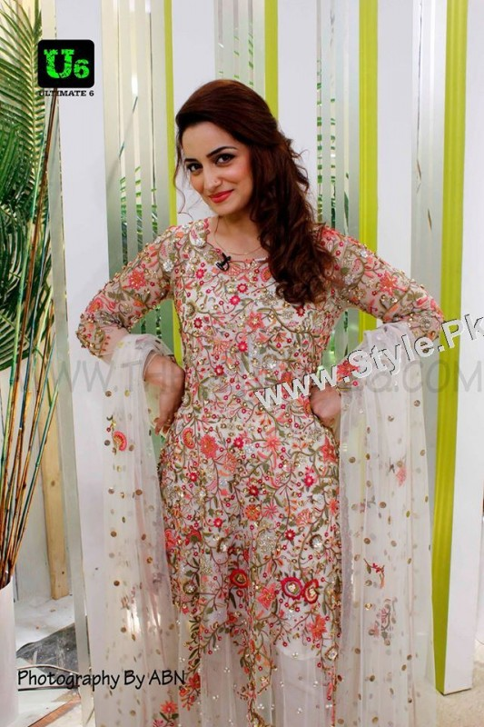 Best dressed Morning show hosts on Eid ul Adha 2015 (8)