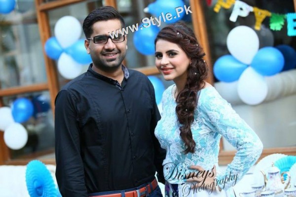 Birthday Celebrations of Fatima Effendi and Kanwar Arsalan's son (10)