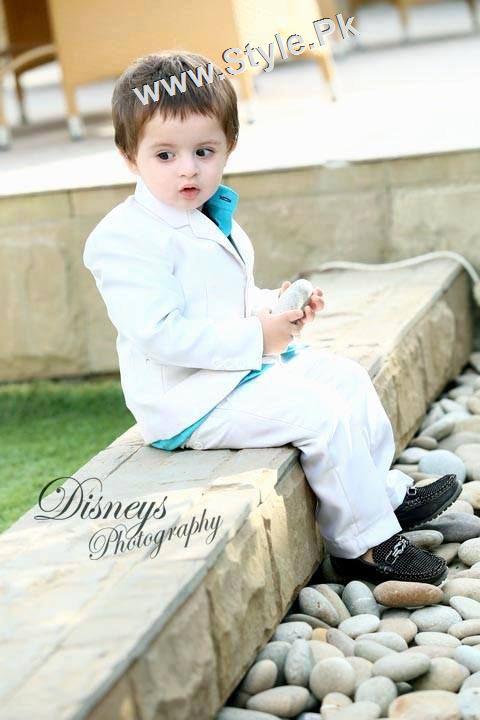 Birthday Celebrations of Fatima Effendi and Kanwar Arsalan's son (3)