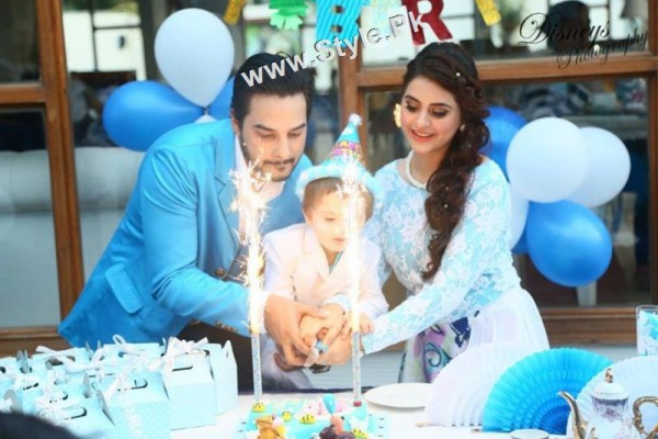 Birthday Celebrations of Fatima Effendi and Kanwar Arsalan's son (7)