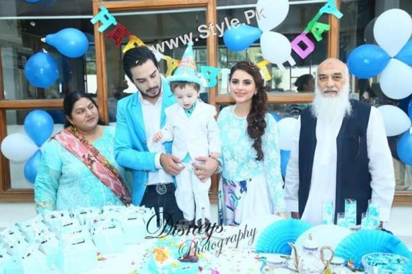 Birthday Celebrations of Fatima Effendi and Kanwar Arsalan's son (9)