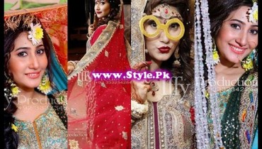 See Complete Wedding Photo shoot of Actress Pari Hashmi