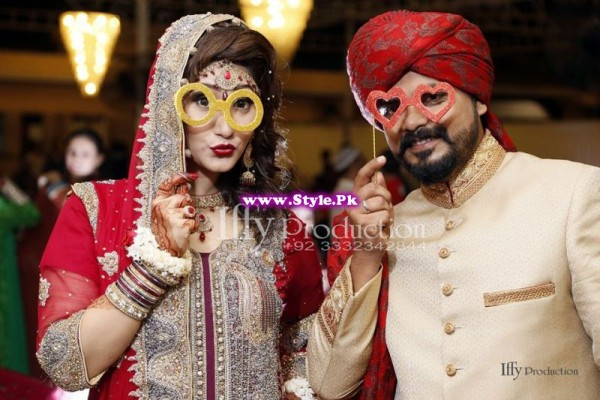 Complete Wedding Photo shoot of Actress Pari Hashmi (13)