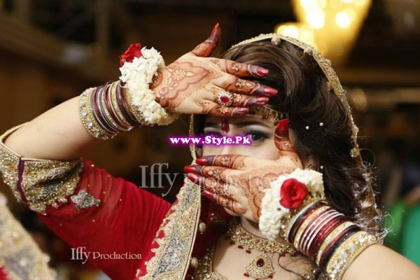 Complete Wedding Photo shoot of Actress Pari Hashmi (17)