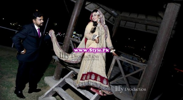 Complete Wedding Photo shoot of Actress Pari Hashmi (21)