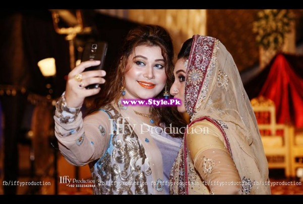 Complete Wedding Photo shoot of Actress Pari Hashmi (23)