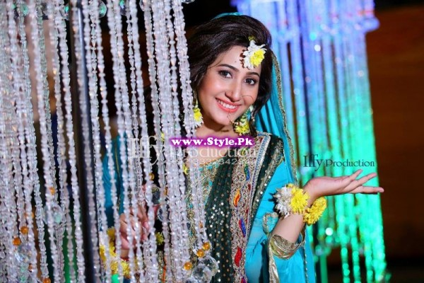 Complete Wedding Photo shoot of Actress Pari Hashmi (29)