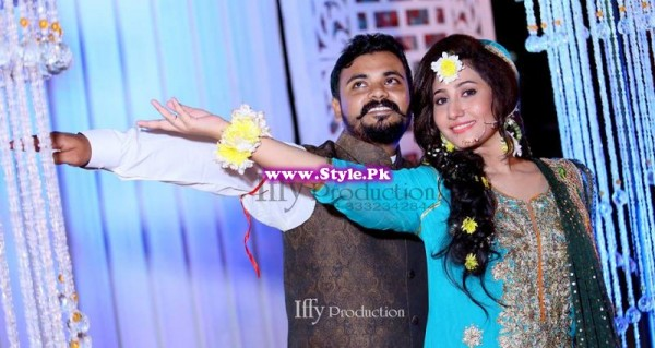 Complete Wedding Photo shoot of Actress Pari Hashmi (30)