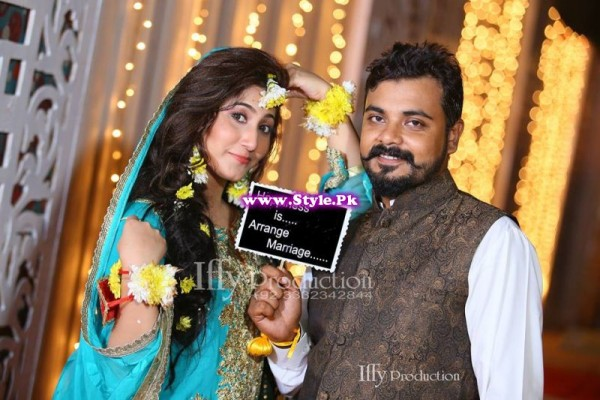 Complete Wedding Photo shoot of Actress Pari Hashmi (31)