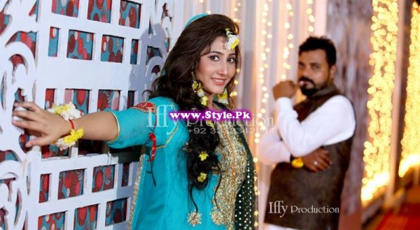 Complete Wedding Photo shoot of Actress Pari Hashmi (33)