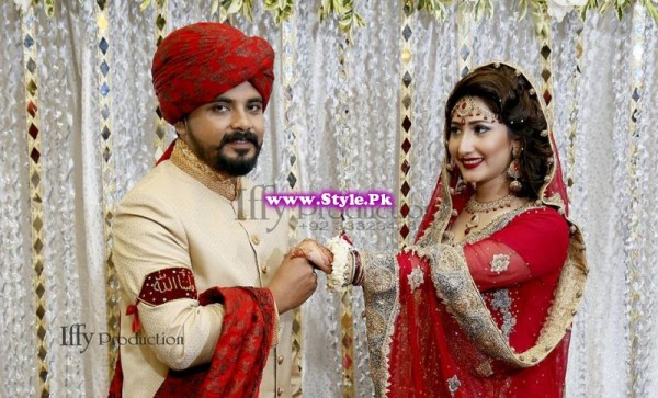 Complete Wedding Photo shoot of Actress Pari Hashmi (5)