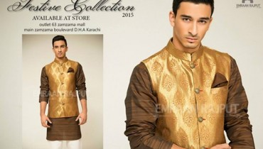 Emraan Rajput Kurta Collection 2015 For Men005