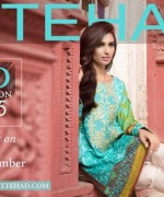 Ittehad Textiles Eid Ul Azha Collection 2015 For Women0012