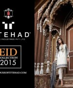Ittehad Textiles Eid Ul Azha Collection 2015 For Women004