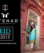 Ittehad Textiles Eid Ul Azha Collection 2015 For Women006